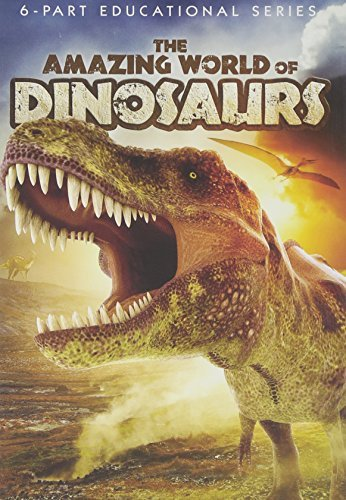 Amazing World Of Dinosaurs Amazing World Of Dinosaurs Tvg 2 DVD