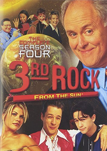 3rd Rock From The Sun Season 4 DVD