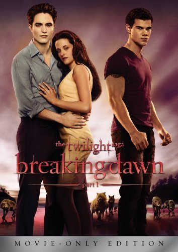 Twilight Saga Breaking Dawn P Pattinson Stewart Lautner Pg13