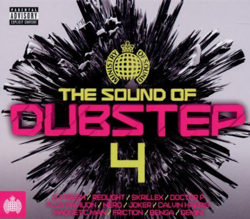 Ministry Of Sound Sound Of Dubstep 4 Import Eu 2 CD