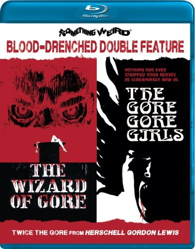 Wizard Of Gore Gore Gore Girls Wizard Of Gore Gore Gore Girls Blu Ray Ws Ur