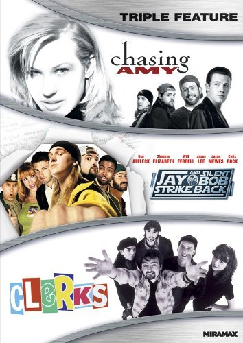 Chasing Amy Clerks Jay & Silen Chasing Amy Clerks Jay & Silen Ws R 3 DVD