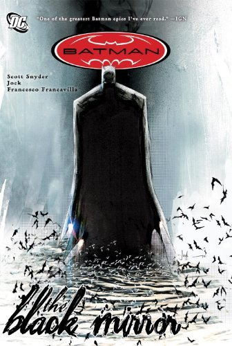 Scott Snyder Batman The Black Mirror