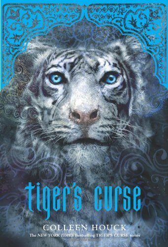 Colleen Houck Tiger's Curse (book 1 In The Tiger's Curse Series)