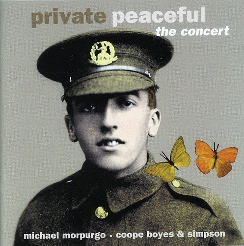 Morpurgo Coope Boyes Simpson Private Peaceful The Concert Import Gbr