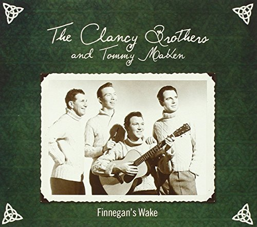 Clancy Brothers & Tommy Makem Finnegan's Wake Import Gbr 2 CD