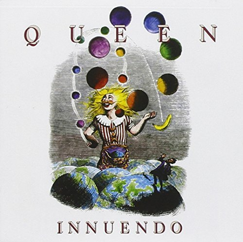 Queen Innuendo (2 CD Remastered Delu 2 CD Deluxe Ed.