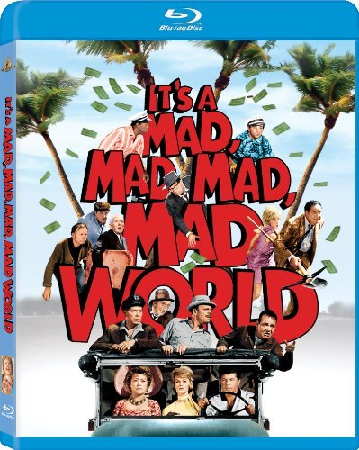 It's A Mad Mad Mad Mad World Tracy Berle Hackett Blu Ray Ws Tracy Berle Hackett