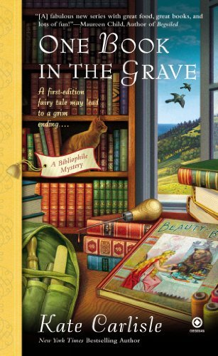 Kate Carlisle One Book In The Grave