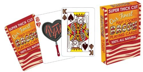 Playing Cards Bacon Playing Cards