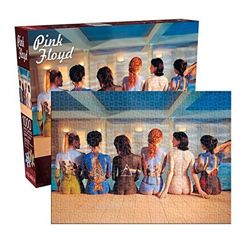 Puzzle Pink Floyd Back Art