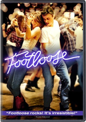 Footloose (2011) Wormald Hough Quaid Ws Pg13