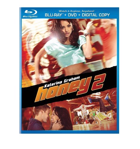 Honey 2 Graham Wayne Blu Ray Aws Pg13 Incl. DVD Dc Uv