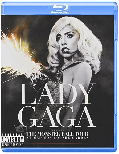 Lady Gaga Monster Ball Tour At Madison S Blu Ray Explicit Version
