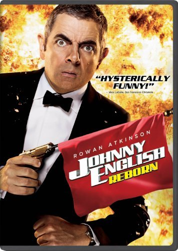 Johnny English Reborn Atkinson Rowan Aws Pg