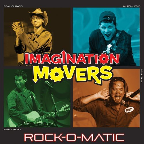 Imagination Movers Rock O Matic Incl. DVD
