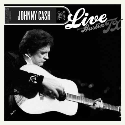 Johnny Cash Live From Austin Tx Incl. DVD