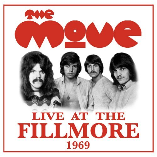 Move Live At The Fillmore 1969 2 CD