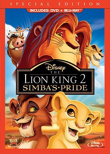 Lion King 2 Simba's Pride Lion King 2 Simba's Pride Ws Special Ed. G Incl. Blu Ray