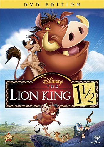 Lion King 1 1 2 Lion King 1 1 2 Ws Special Ed. G