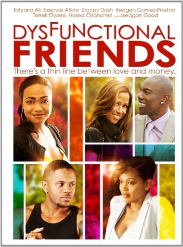Dysfunctional Friends Dash Owens Gomez Preston Ws Nr