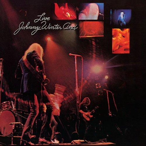 Johnny Winter Johnny Winter & Live 180gm Vinyl