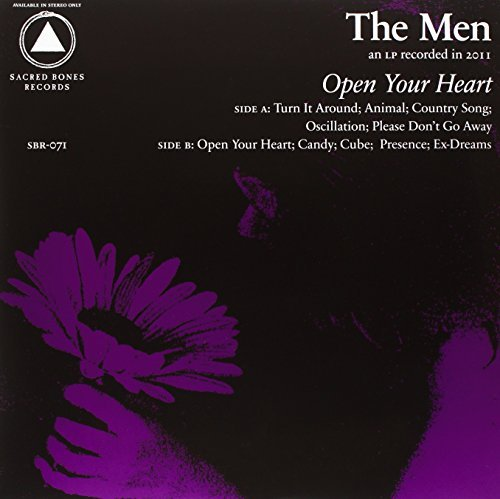 Men Open Your Heart