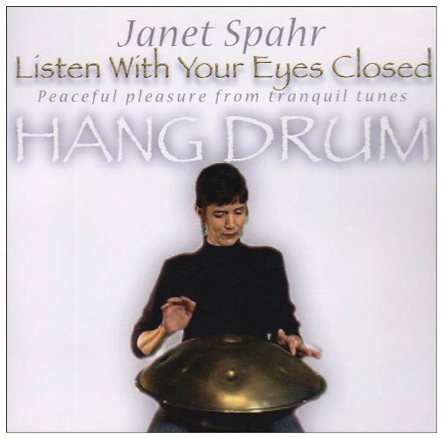 Janet Spahr Listen With Your Eyes Closed