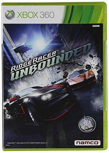 X360 Ridge Racer Unbounded