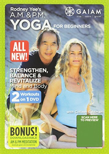 A.M. & P.M. Yoga For Beginners Yee Rodney Nr