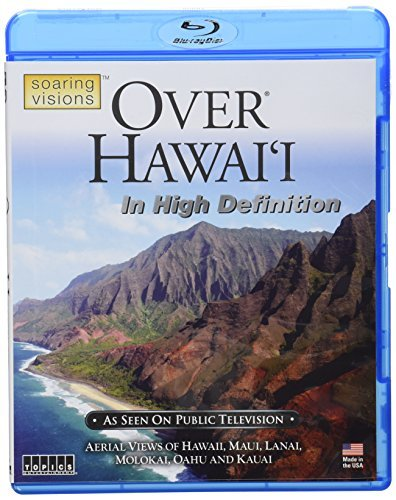 Over Hawaii Over Hawaii Blu Ray Ws Incl. DVD Nr