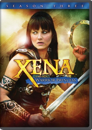 Xena Warrior Princess Season 3 DVD Nr 6 DVD