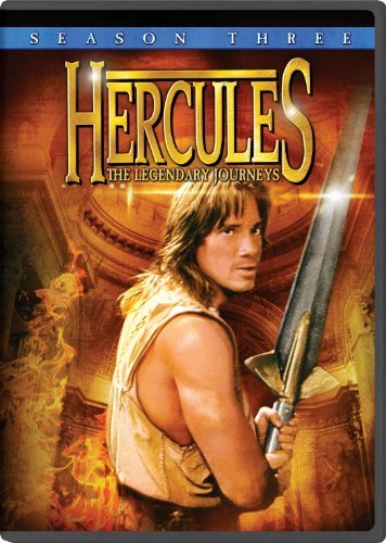 Hercules The Legendary Journeys Season 3 DVD Nr 5 DVD