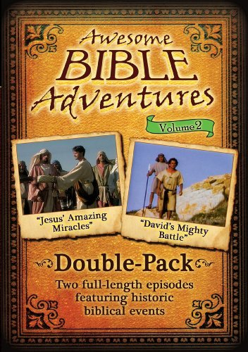 Awesome Bible Adventures Vol. 2 Nr