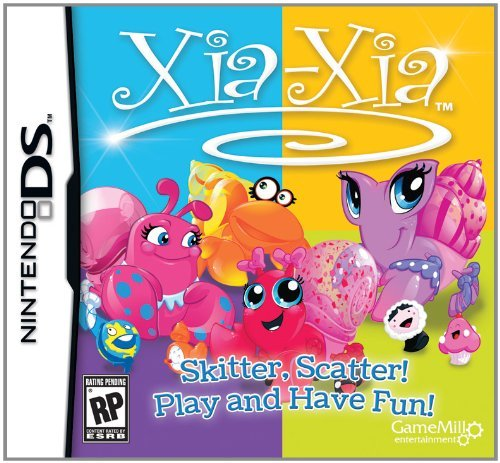 Nintendo Ds Xia Xia Cokem International Ltd. E