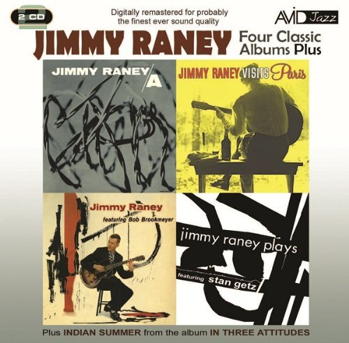 Jimmy Raney 4 Classic Albums Plus 2 CD