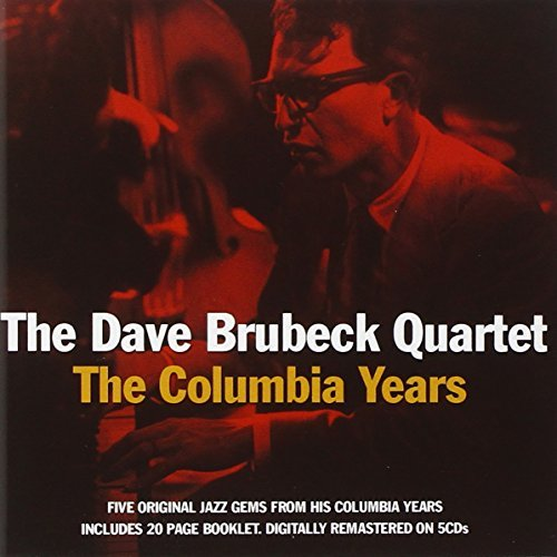 Dave Brubeck Columbia Years Import Gbr 5 CD