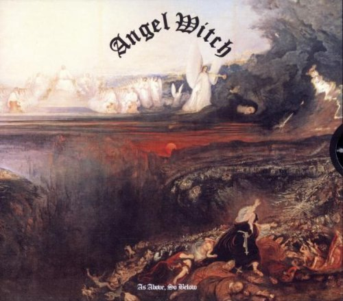 Angel Witch As Above So Below Import Gbr