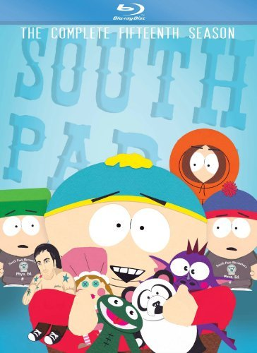 South Park Season 15 Blu Ray Nr