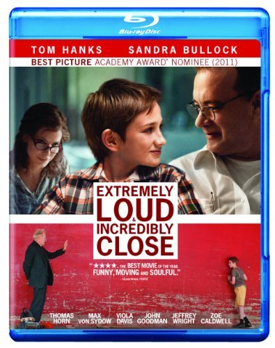 Extremely Loud & Incredibly Cl Hanks Bullock Horn Ws Blu Ray Pg13