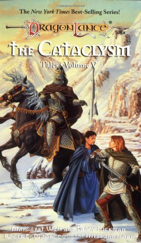 Margaret Weis Cataclysm (dragonlance Tales Vol. Ii)