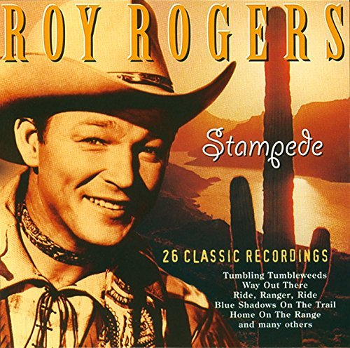 Roy Rogers Stampede 26 Classic Recordings Import Eu