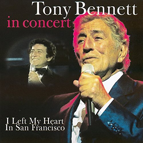 Tony Bennett In Concert I Left My Heart In Import Eu