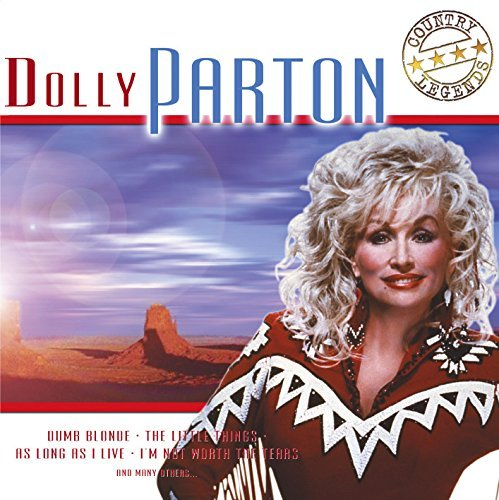 Dolly Parton Country Legend Import Eu