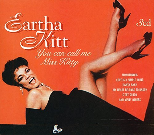 Eartha Kitt You Can Call Me Miss Kitty Import Eu 3 CD Set