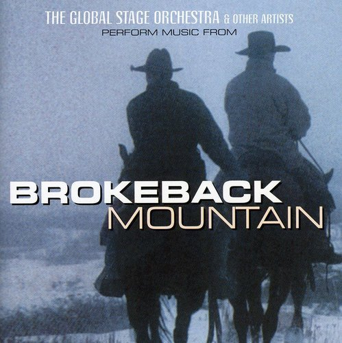Global Stage Orchestra Brokeback Mountain Import Eu