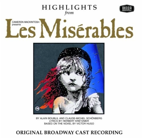 Cast Recording Les Miserables