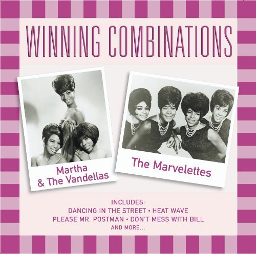 Martha & The Vandellas Reeves Winning Combinations