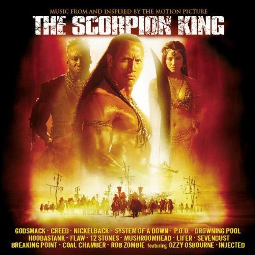 Various Artists Scorpion King Enhanced CD