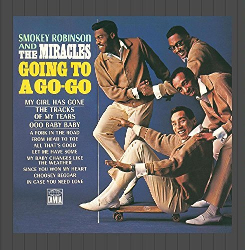 Smokey & The Miracles Robinson Going To A Go Go Away We A Go Remastered 2 On 1 Incl. Bonus Tracks